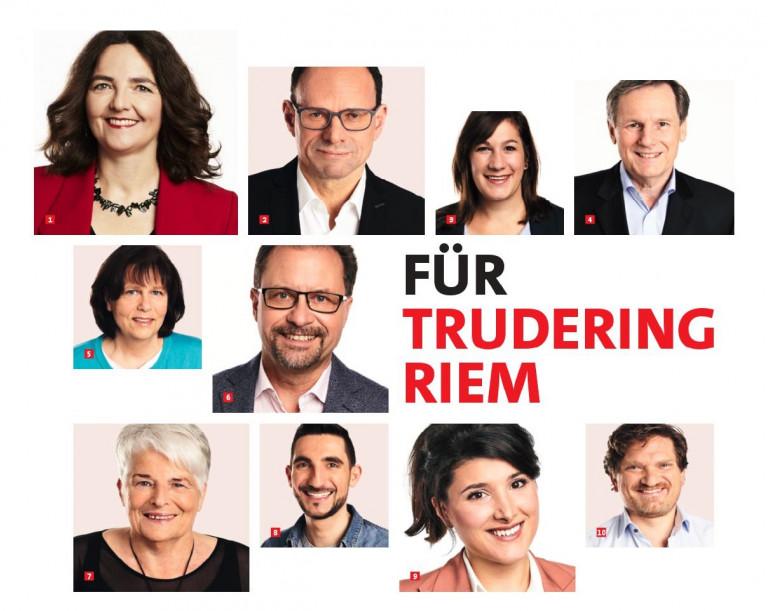 Team für TruderingRiem